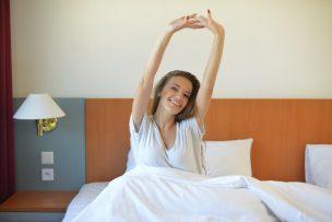 【睡眠の質を高める】生活の中で簡単にできます!